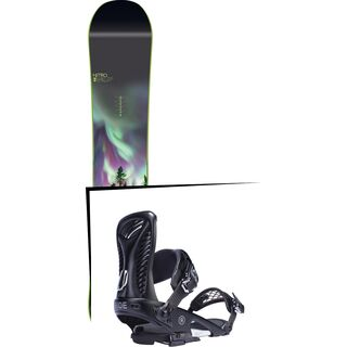 Set: Nitro Eero Pro Model 2017 + Ride Capo (1770112S)