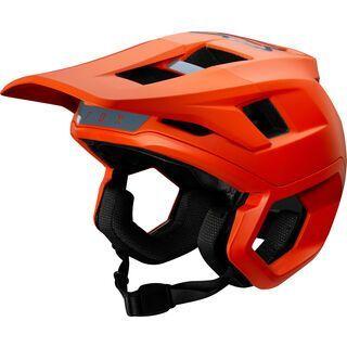 Fox Dropframe Pro Helmet blood orange