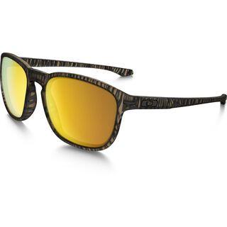 Oakley Enduro Urban Jungle, matte sepia/Lens: 24k iridium - Sonnenbrille