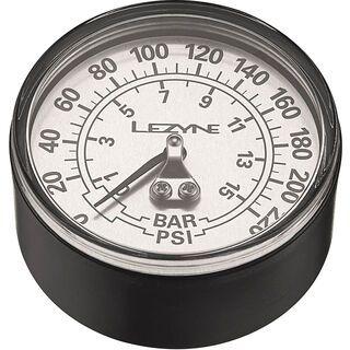Lezyne Ersatz Manometer 2,5 Zoll 220 psi - Ersatzteil
