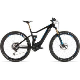 Cube Stereo Hybrid 120 HPC SLT 500 29 2019, zeroblack - E-Bike