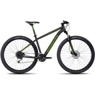 Ghost Tacana 3 2016, black/green - Mountainbike