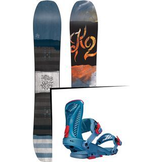 Set: K2 Ultra Dream 2017 + Ride Capo (1487143S)