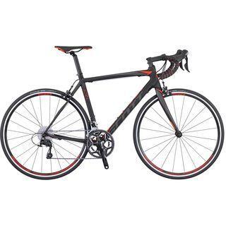 Scott CR1 20 2016, black/red - Rennrad