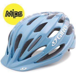 Giro Verona MIPS, ice blue flowers - Fahrradhelm