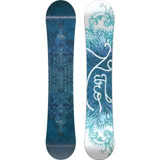 Nitro Mystique 2018 - Snowboard