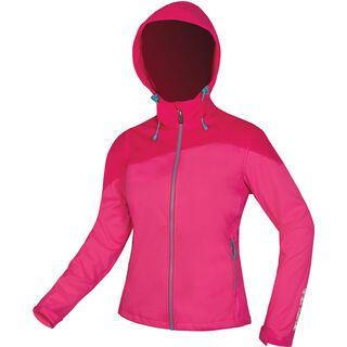 Endura Wms SingleTrack Softshell Jacket, himbeerrot - Radjacke