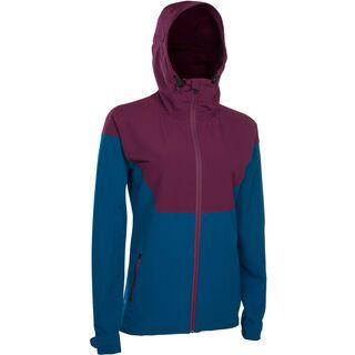 ION Softshell Jacket Shelter Wms, ocean blue - Radjacke