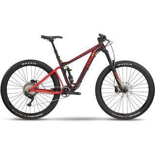 BMC Trailfox 03 Two 2018, bordeaux metallic - Mountainbike