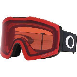 Oakley Fall Line XL Prizm, matte black/Lens: rose - Skibrille