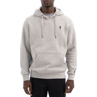 Specialized Men's S-Logo Pull Over Hoodie heather grey