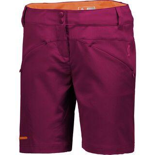 Scott Trail MTN 30 Women's Shorts, plum violet - Radhose
