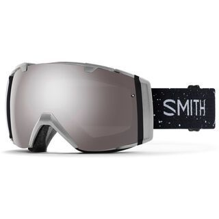 Smith I/O Angel Collinson inkl. Wechselscheibe, Lens: sun platinum mirror chromapop - Skibrille