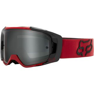 Fox Vue Stray Goggle, flame red/Lens: dark grey injected - MX Brille