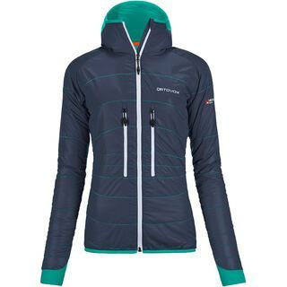 Ortovox Swisswool Light Tec Lavarella Jacket W, night blue - Thermojacke