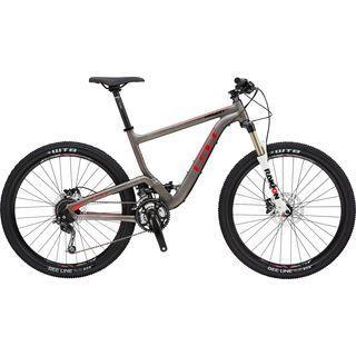 GT Helion Comp 27.5 2016, matte grey - Mountainbike