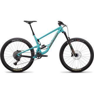 Santa Cruz Bronson AL S+ 2019, blue/gold - Mountainbike