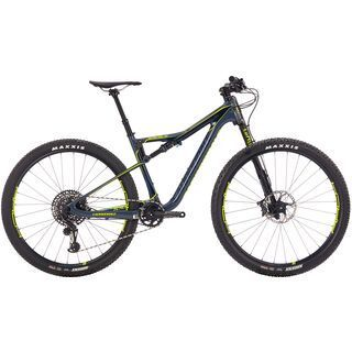 Cannondale Scalpel-Si Carbon SE 1 29 2018, slate blue/volt - Mountainbike