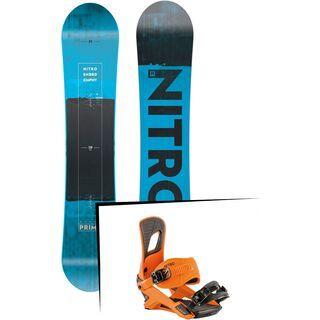 Set: Nitro Prime Blue 2019 +  Rambler (2179816S)