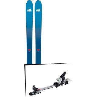 Set: DPS Skis Wailer F106 Foundation 2018 + Hagan Z02