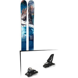 Set: Icelantic Nomad 2017 + Marker Squire 11 ID (2261300)