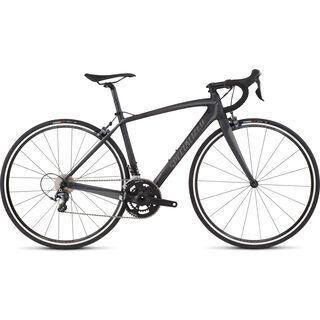 *** 2. Wahl *** Specialized Amira SL4 Comp CEN 2016, carbon/charcoal - Rennrad | Größe 48 cm