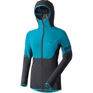 Dynafit Speedfit Windstopper Women Jacket, ocean - Softshelljacke