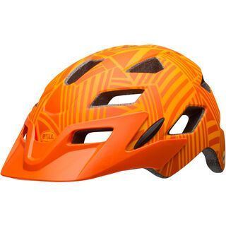 Bell Sidetrack Youth MIPS, tang/orange - Fahrradhelm