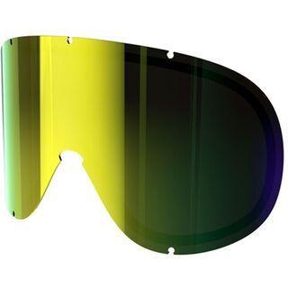POC Retina Big Spare Lens, bronze yellow mirror - Wechselscheibe