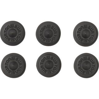 Burton Aluminum Stud Mats, black - Stomp Pad