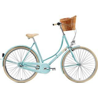 Creme Cycles Holymoly Lady Solo 2016, turquoise - Cityrad
