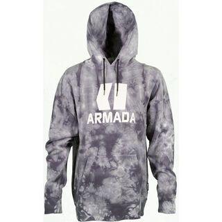 Armada Classic Pullover Hoodie, black wash