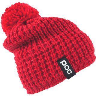 POC Color Beanie, glucose red - Mütze