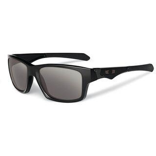 Oakley Jupiter Squared, Polished Black/Warm Grey - Sonnenbrille