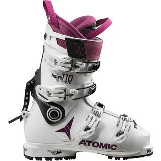 Atomic Hawx Ultra XTD 110 W 2019, white/black/purple - Skiboots