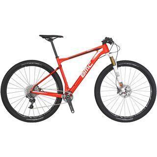 BMC Teamelite 01 XX1 2016, red - Mountainbike