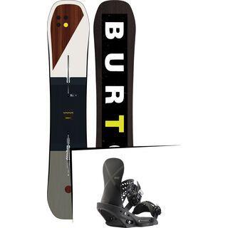 Set: Burton Custom 2019 +  X-Base EST (1931145S)