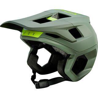 Fox Dropframe Pro Helmet pine