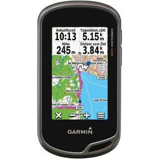 Garmin Oregon 600 (Bundle mit TransAlpin V4 Pro) - GPS-Gerät