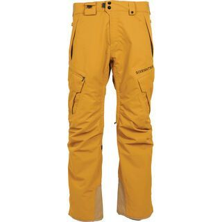 686 Smarty 3-in-1 Cargo Pant, golden brown - Snowboardhose