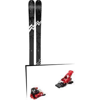 Set: K2 SKI Press 2019 + Tyrolia Attack² 16 GW red