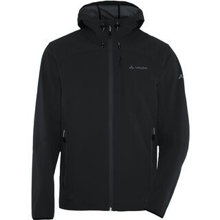 Vaude Men's Rokua Jacket, black - Softshelljacke