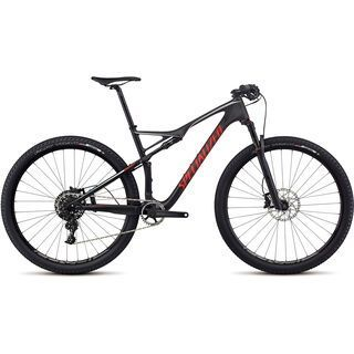 Specialized Epic FSR Expert Carbon World Cup 29 2017, carbon/red/silver - Mountainbike