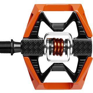 Crank Brothers Double Shot, orange/schwarz - Pedale