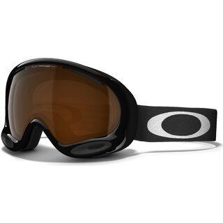 Oakley A Frame 2.0, jet black/black iridium - Skibrille