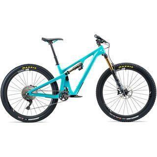 Yeti SB130 T-Series T1 2020, turquoise - Mountainbike