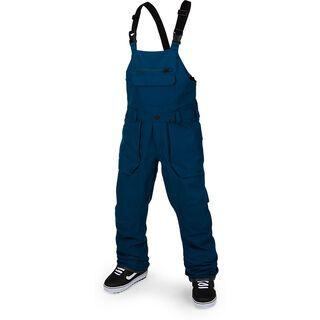 Volcom Roan Bib Overall, blue - Snowboardhose