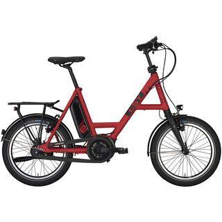 i:SY DrivE S8 2019, ferrarirot matt - E-Bike