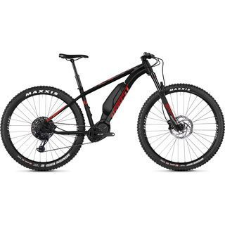 Ghost Hybride Kato X S8.7+ AL 2019, black/red/silver - E-Bike