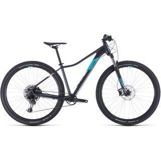 Cube Access WS SL 27.5 2020, iridium´n´aqua - Mountainbike